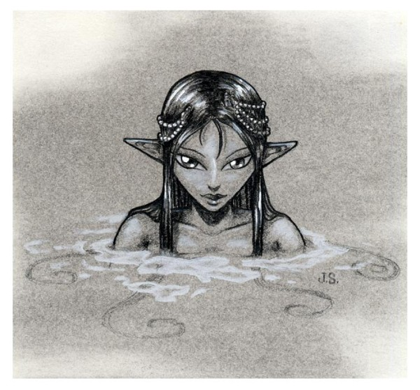 Medusa - once a beauti...